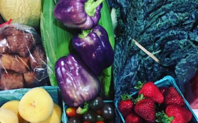 Russell Farms: 2019 Farm Shares (CSA) and Farm Stand Card Snapshot!